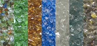 ガラスカレット事業部のイメージ